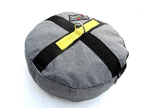 Shihan Power Sports Sand Bag Floor Anchor Punch Bag Double End Ball MMA Boxing Gym Training Sold Unfilled