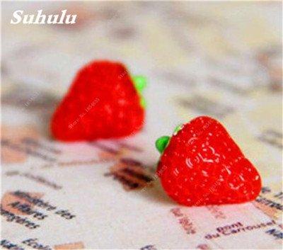 Big Promotion! 1000 Pcs Four Seasons en pot Graines Strawberry Super Sweet Seeds fruits Bonsai plantes Semences Maison et Jardin 7