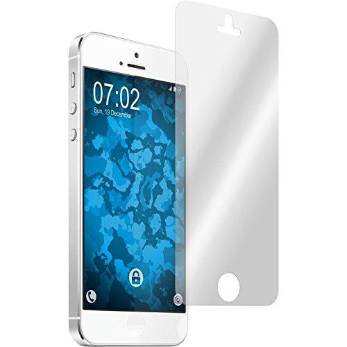 PhoneNatic Custodia Apple iPhone SE 8X Pellicola Protettiva Trasparente