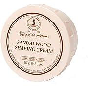 Taylor of Old Bond Street Sandalwood Shaving Cream Bowl, 150g