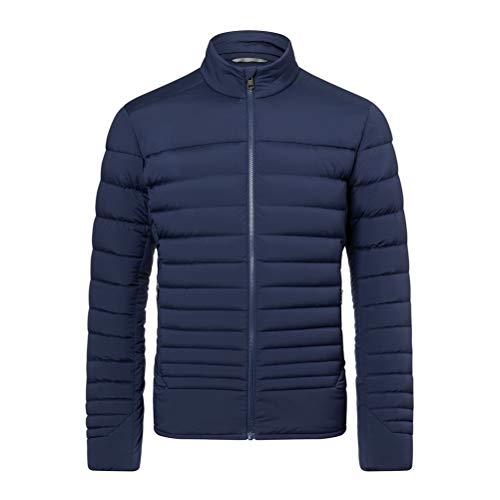 KJUS Men Blackcomb Stretch Jacket Blau, Herren Daunen Jacke, Größe 52 - Farbe Atlanta Blue