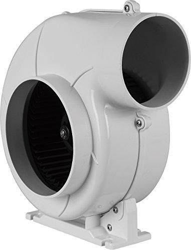 SEAFLO High Flow Blower Fan, 320 CFM 12 Volt (Flex...