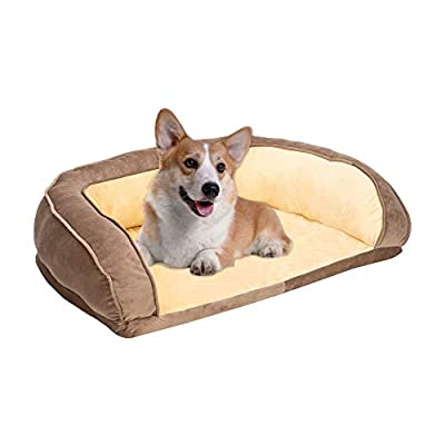 "36"" Pet Dog Bed Pet Sofa Pad Cushion PP Cotton ..."