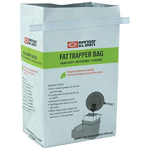 Range Kleen 65110 32 oz Fat Trapper Refill Bags (10 Pack), Multicolor, AVARAGE