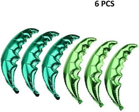 Palm tree leaf balloons _image0