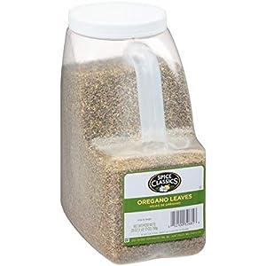 Spice Classics Oregano Leaves, 1.75 lbs