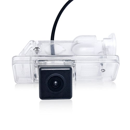 Feeldo sauvegarde vue arrière inversée Caméra de voiture Caméra de recul