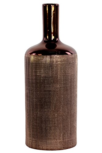 Urban Trends Collections 25059 Vase, Copper