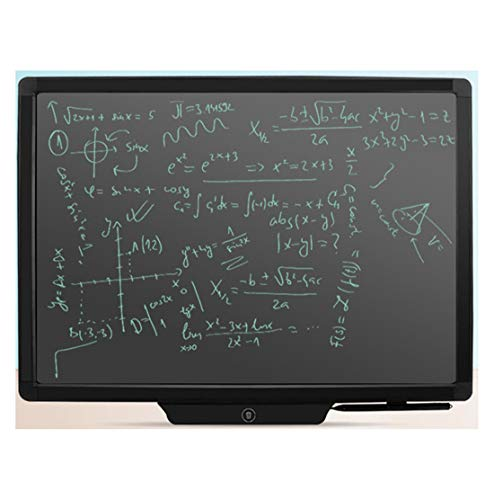 LCD Writing Tablet 20 Zoll Schreibplatte Digital Schreibtafel Papierlos Grafiktablet Schreiben Tabletten für Kinder Schule Graffiti Malen Notizen EIN Guter Helfer in Arbeit Familie