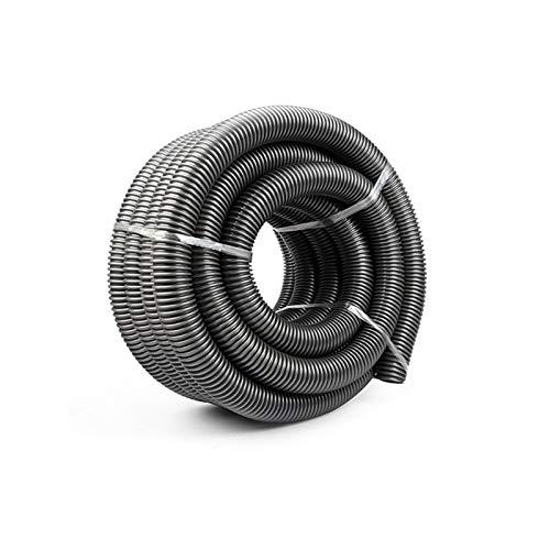 L-Yune, 40mm Aspiradora Rosca Manguera Suave de Tubo Tubo Duradero pajas Aspiradoras Accesorios de reemplazo de Piezas (tamaño : 1M)