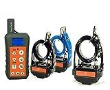 EASYPET Oferta EP-380R 1200 Metros (hasta 3 Perros a la Vez) (Kit con 3 Collares)