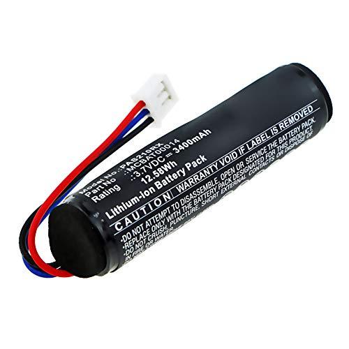 subtel® Batterie Premium Compatible avec Parrot Bebop 2 Skycontroller 2 P2, MCBAT00014 3400mAh Accu Rechange Remplacement
