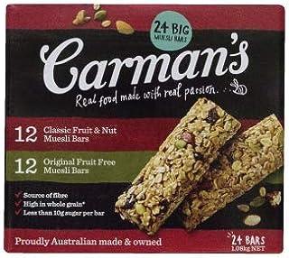 Carman's Traditional Muesli Bar, 24 Pieces