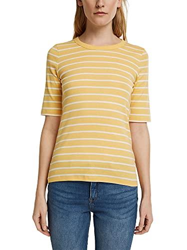 ESPRIT T-Shirt aus 100% Organic Cotton