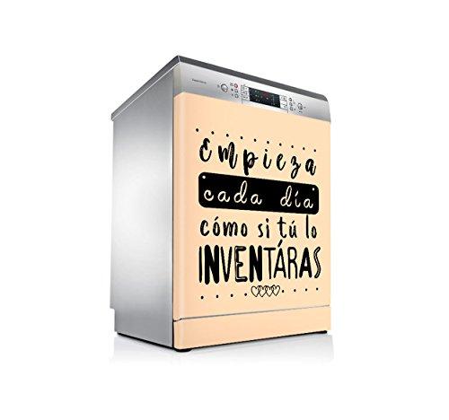 setecientosgramos Vinilo Lavavajillas   Stickers Dishwasher   Pegatina Lavavajillas   Inventor de dias