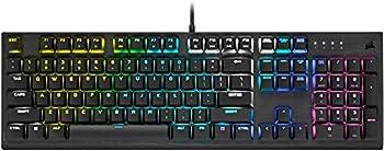 Corsair K60 RGB Pro Low Profile Mechanical Gaming Keyboard
