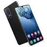 ZZYH Teléfono Móvil Libre 4G, 10GB RAM 512GB ROM, Android 9 Dual Sim Smartphone Desbloqueado, Pantalla 6.5 Inch FHD con Batería De 4800Mah, Cámara Frontal De 13MP + Cámara Trasera De 24MP