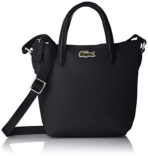 Lacoste XS Shopping Cross Bag, Black