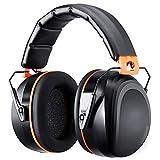 TTTTTTT Gehörschutz, Kapselgehörschutz mit SNR 34dB und CE-Zertifizierung, verstellbare und komfortabele Ohrenschützer für Erwachsene, perfekt für laute Umgebung und das Bedürfnis nach Ruhe