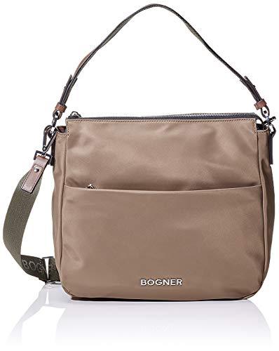 Bogner Klosters Isalie Schultertasche Damen Tasche aus Synthetik, mvz, 13x28x31 cm