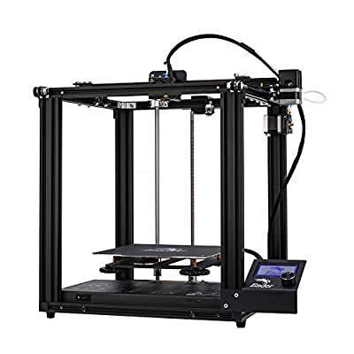 Official Creality Ender 5 All-Metal 3D Printer with Resume Print, High Temperature Heated Bed