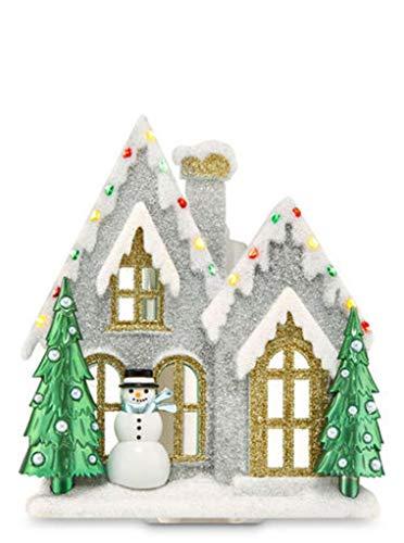 Christmas Cottage Wallflower Plug In Nig Buy Online In El Salvador At Desertcart