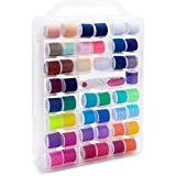 Clear Bobbins Case, Holds Up to 46...