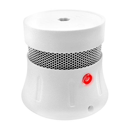 Rauchmelder / Feueralarm Tana x5 mit Montagematerial, 85dB für 30qm Xeltys