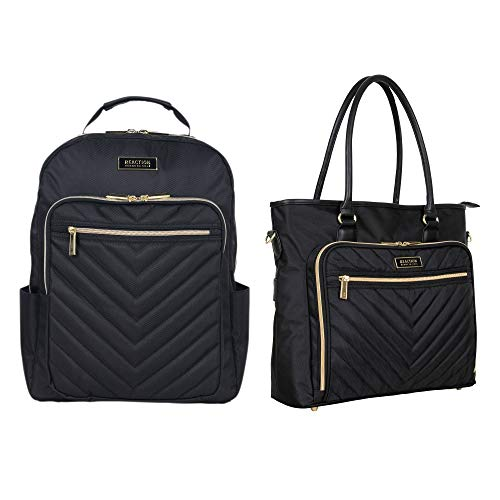Kenneth Cole Reaction Chelsea Chevron 15' Laptop & Tablet Business Tote...