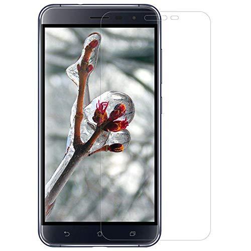 Protector de pantalla de cristal templado para Asus Zenfone 3 (ZE552KL) HD,...