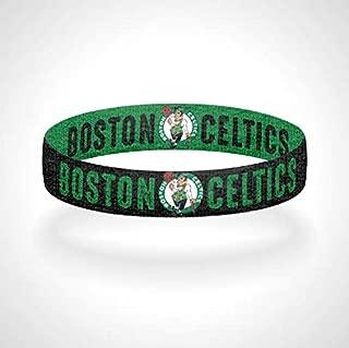 Reversible Boston-Celtics Bracelet Wristband