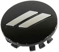 DODGE CHALLENGER CHARGER Gloss Black Chrome Stripe Wheel Center Cap Set Of 4 OEM
