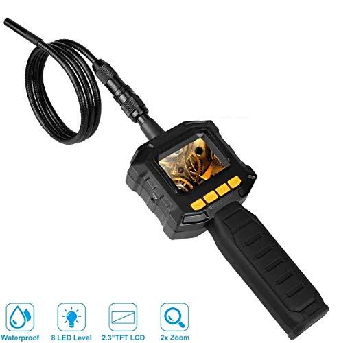Cámara de inspección, cámara de endoscopio, tubos de inspección o lugares de...