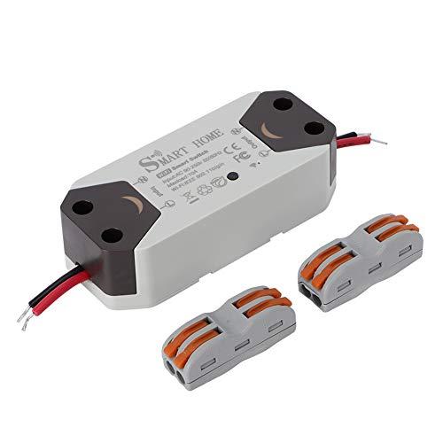 Interruptor de circuito wifi anti-corrosión, línea cero con ABS AC90-250V