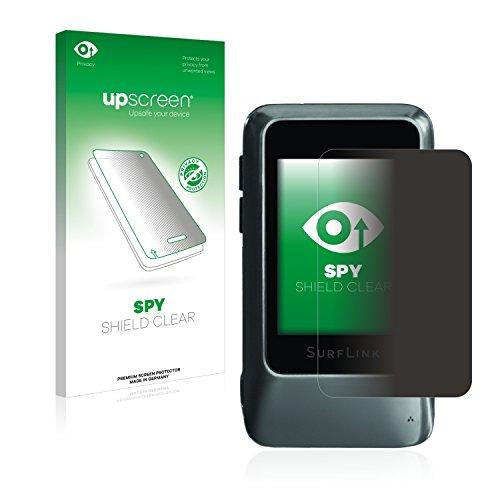 upscreen Protector Pantalla Privacidad Compatible con Starkey SurfLink Mobile Anti-Espia Privacy