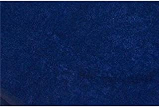 navy blue suede fabric