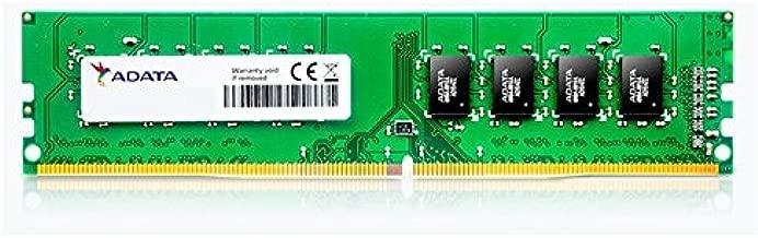 ADATA Premier RAM Module - 8 GB - DDR4 SDRAM - 2400 MHz - 1.20 V - Unbuffered - CL17-288-pin