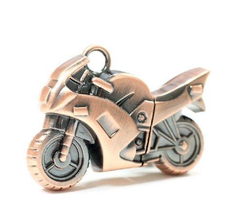 Shooo 16gb Strong Metal Motocicleta memoria USB Tarjeta de memoria