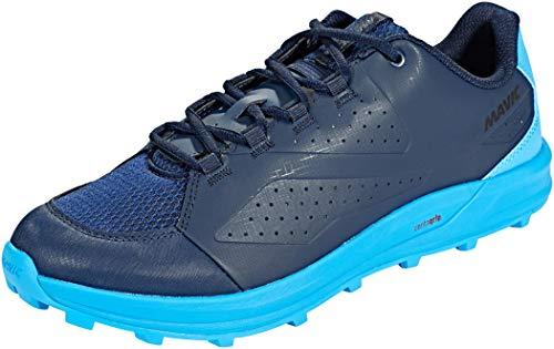 Mavic XA - Zapatillas de ciclismo para bicicleta de montaña, color azul, talla 42,5