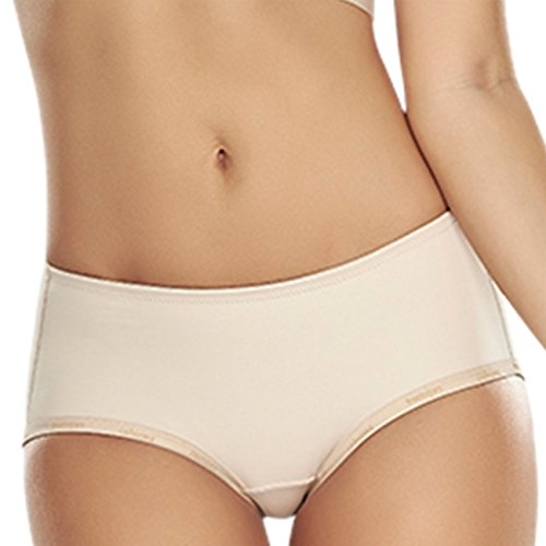 TrueShapers 1211 Butt Lifter Padded Panty Color Beige Size M