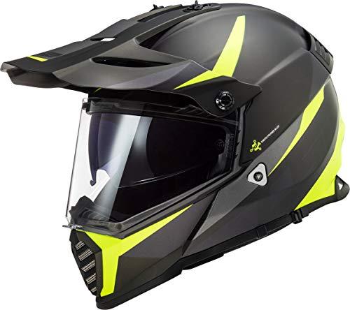 LS2 MX436 Pioneer Evo Router Motocross Helm L (59/60)