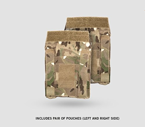 Crye Precision Multicam 6x6 Side Plate Pouch Set