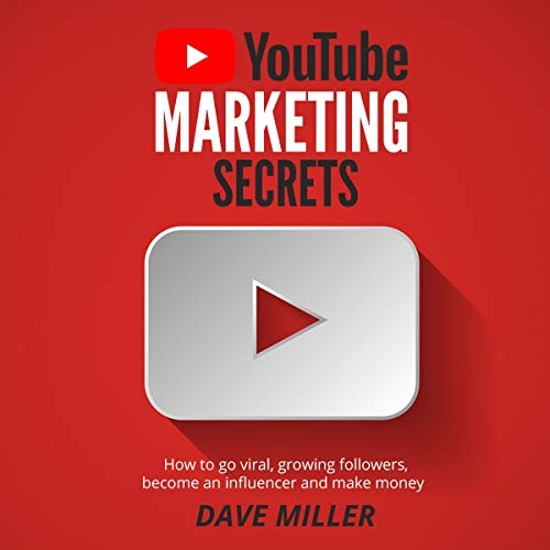 YouTube Marketing Secrets  By  cover art