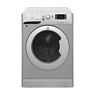 Indesit Innex XWDE751480XS 7Kilogram 5Kilogram Washer Dryer with 1400 rpm Silver A Rated