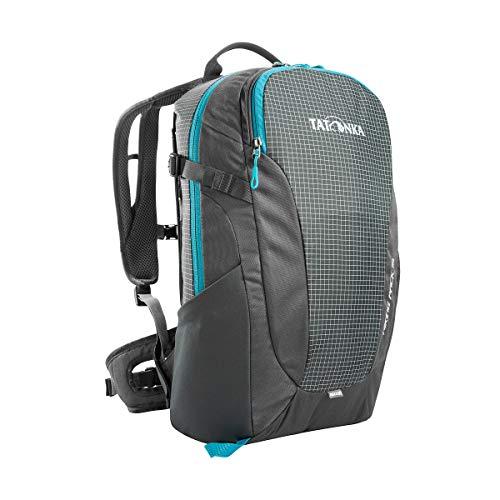 Tatonka Wanderrucksack Hiking Pack 15l mit Rückenbelüftung und Regenschutz - Kleiner, leichter Rucksack zum Wandern mit RECCO-Reflektor - Damen und Herren - 15 Liter
