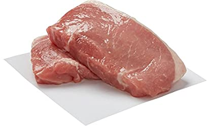 Pork Center Cut Chops Boneless, x2, 12 oz