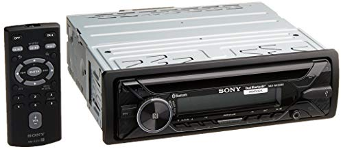 Sony MEX-N4200BT CD Receiver with Bluetooth (Certified Refurbished)