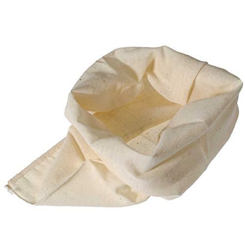 SIDCO Kloßsack Kartoffelpresssack Kartoffelpresssäckchen Presstuch Presssack Seihtuch