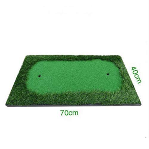 WNTHBJ T-Pad, Golf-Übungsgerät Setzen, Putting Praxis Decke, Golf-Übungsgerät, Innen- Und Außen Persönliche Praxis Matte