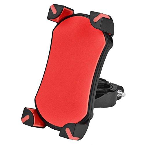 Eboxer Motorfiets stuur voor mobiele telefoon 3,5-6,5inch GPS-houder, telefoonhouder voor fiets, motorfiets, elektrische auto